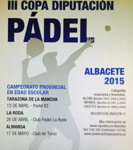 iii Copa diputacion